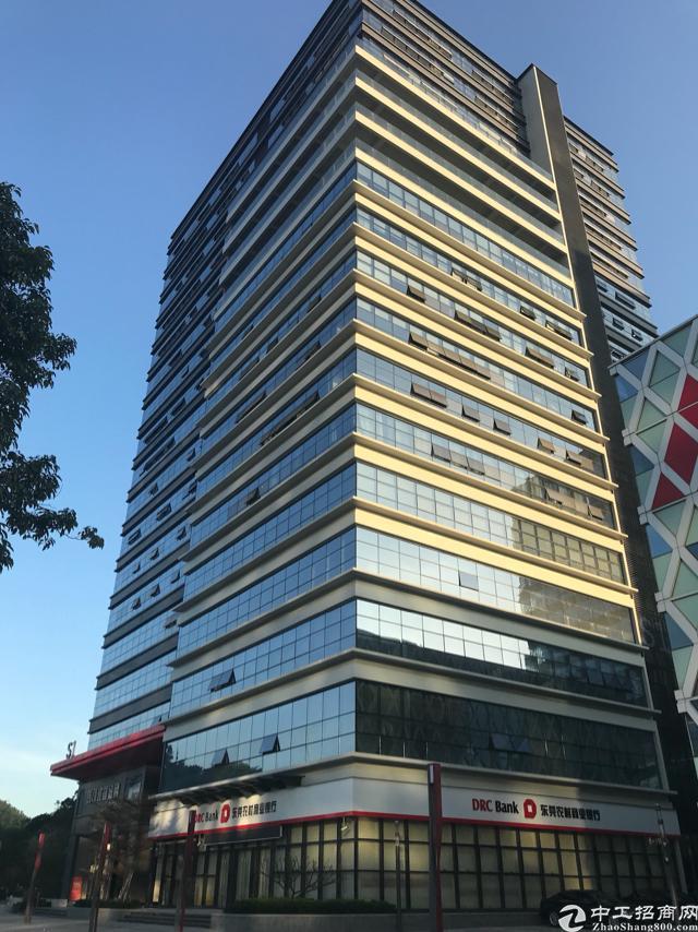 甲级商业综合写字楼距大运地铁站3.5公里平湖接驳BUS大小可