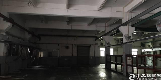 一楼现成航车标准厂房招租