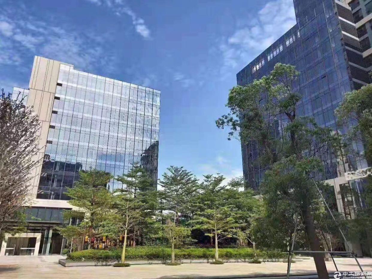 深圳 红本18万平方写字楼首付3成,按揭10年