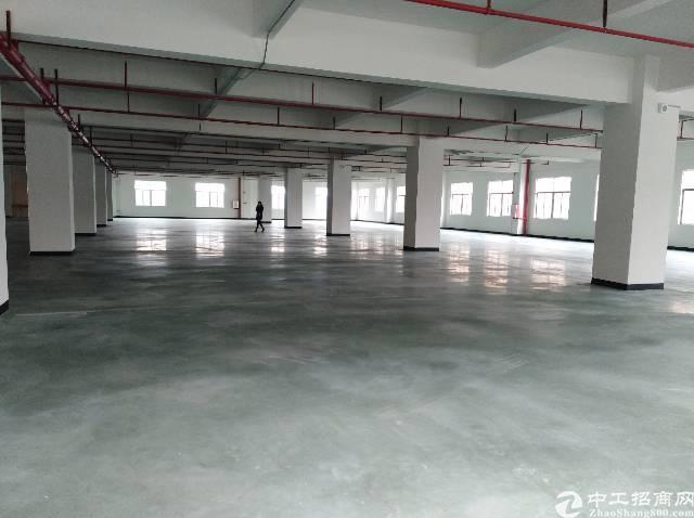 茶山镇工业区厂房楼上分租一层2880平