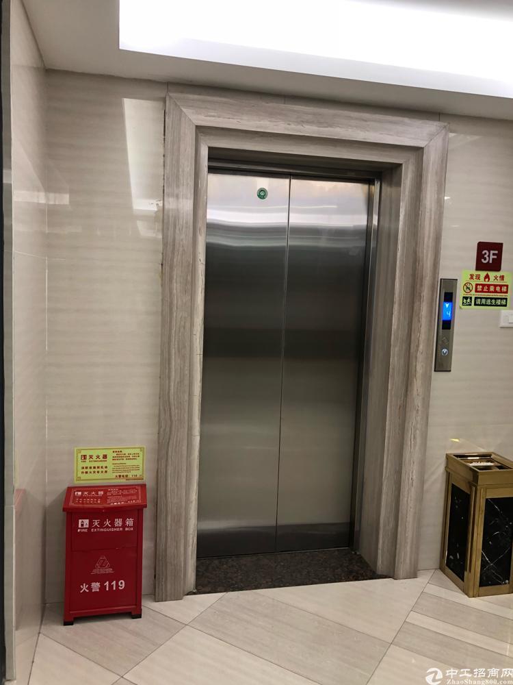 福永地铁口200米写字楼出租大小分租
