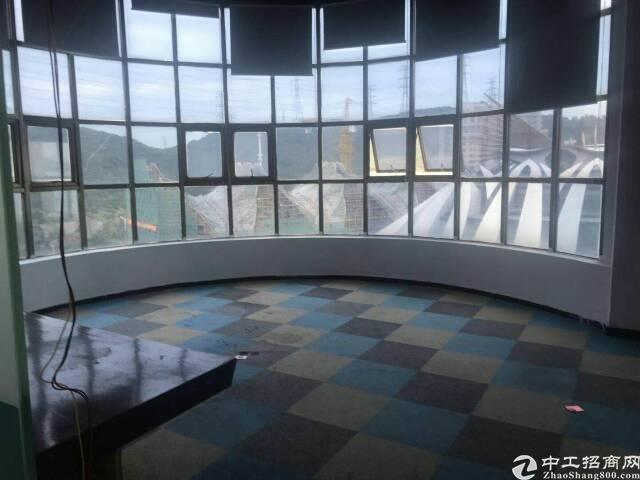 大浪服装基地六楼整层,写字楼980平,价格32全包