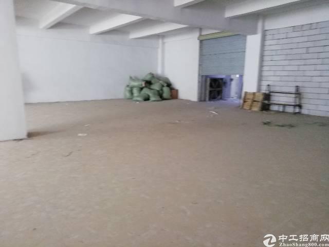 凤岗镇金凤凰成熟工业园新出三楼500平米已隔好墙适合各种行业