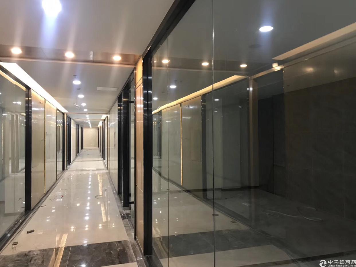 福永桥头地铁口彤汇大厦16000平方大小分租