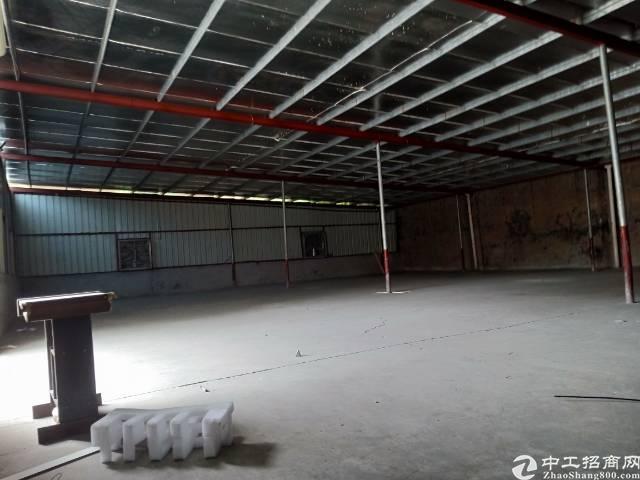 平湖平湖大街鹅公岭方向一楼厂房出租