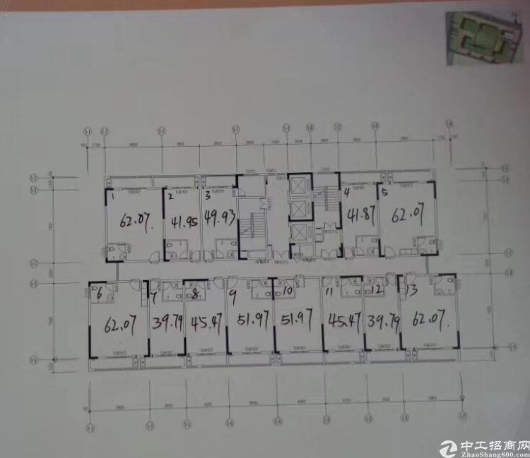深圳松岗全新红本办公楼出售