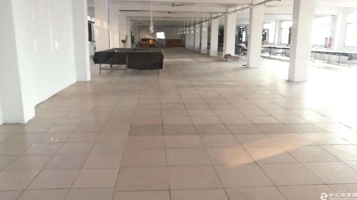 新出厂房二楼1100平,价格实惠,现成装修