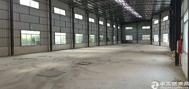 高10米钢构厂房10000