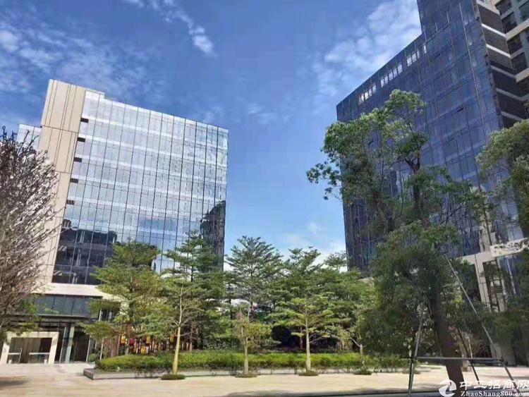 深圳宝安松岗全新红本写字楼200平米起独立红本50年产权可按