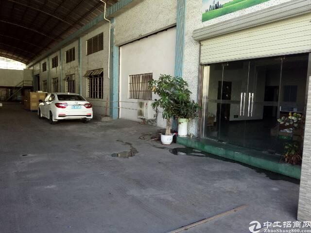 东城独院厂房出租,单一层标准厂房