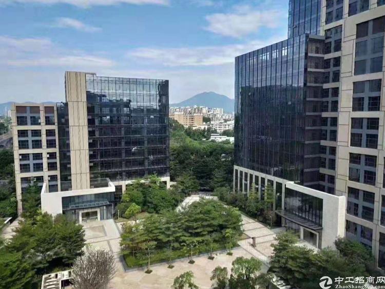 宝安松岗全新写字楼200平米起出售独立红本50年产权可按揭首