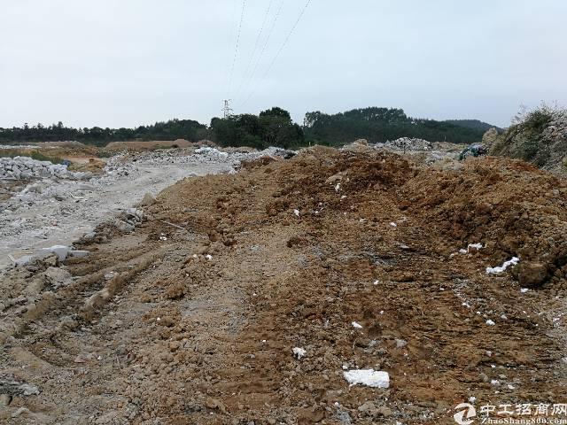 惠阳区平潭机场10公里680亩地皮出售,可建工业可建物流