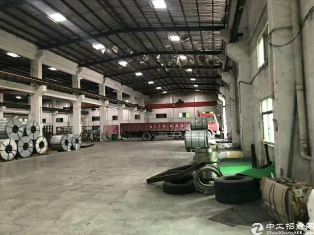 惠州市镇隆新出独院钢构6000平带红本-图2