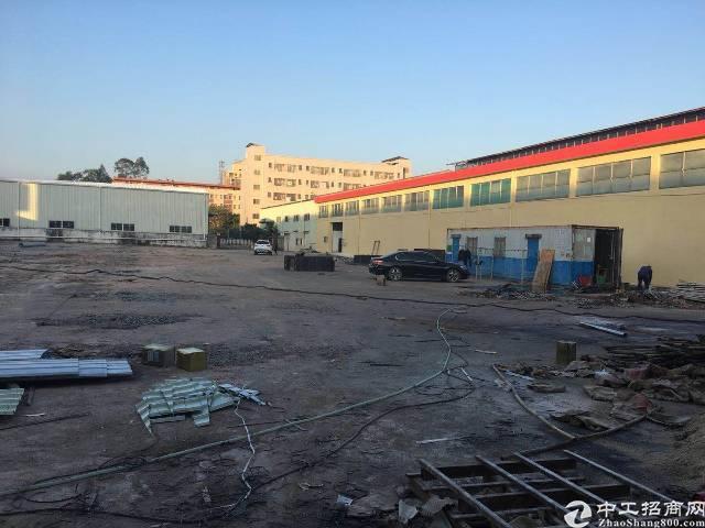 清溪镇原房东独院单一层钢构6000平方出租
