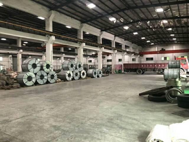 惠州市镇隆新出独院钢构6000平带红本
