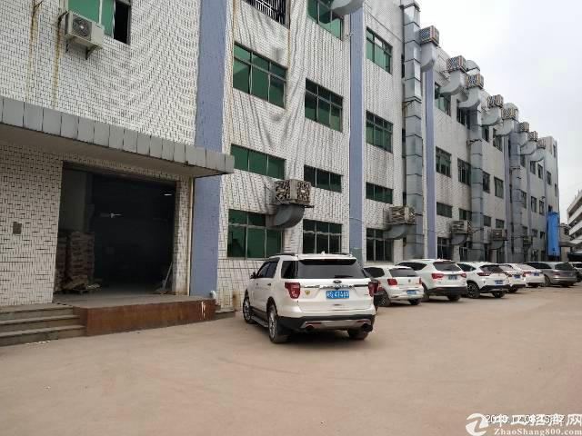 虎门镇高铁站附近独院厂房一楼3600平招租