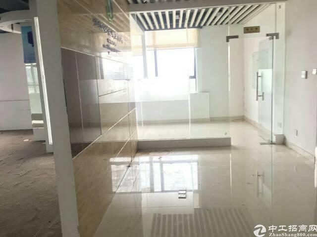 深圳北站新出精装修写字楼197平(可分租)