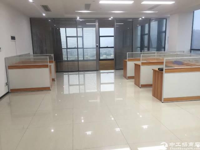 布吉木棉湾地铁站红本甲级写字楼