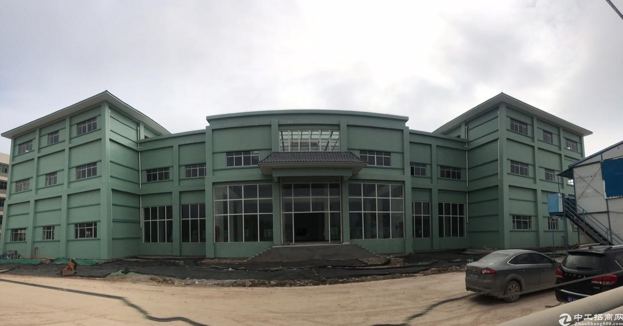 惠阳全新独门独院花园式重工业标准➕钢构44456厂房出租