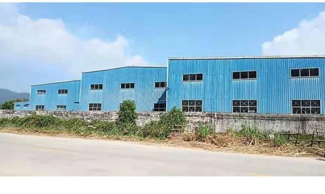 三和开发区国有证钢构厂房