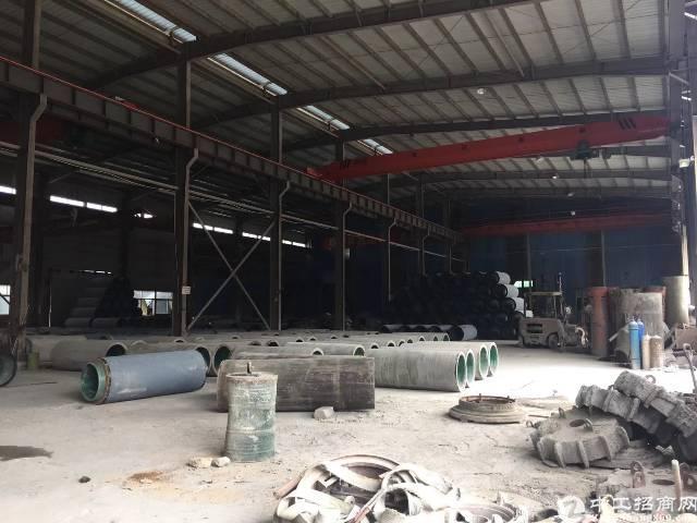梅观高速出口钢构15000平出租