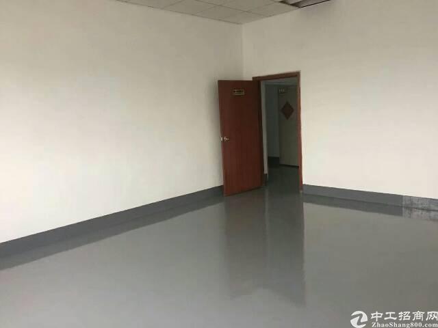 大岭山杨屋楼上750平米,2间办公室,1间仓库,独立卫生间