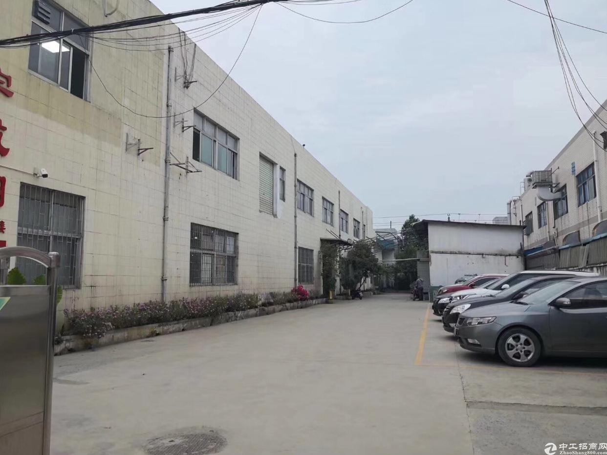 西乡后瑞新出一楼整层1700平6米高厂房出租