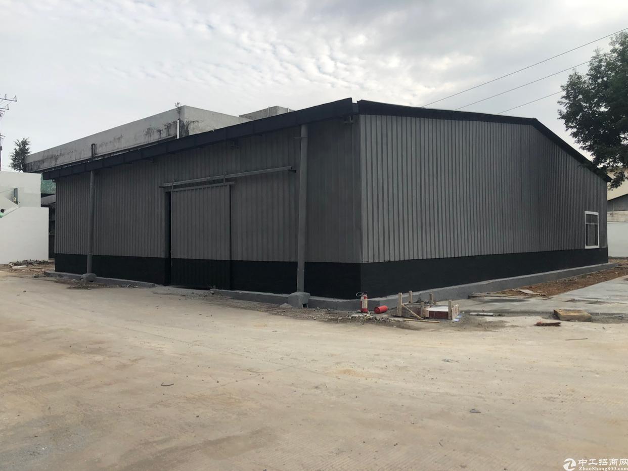 大朗空地大钢结构单一层厂房400平方可做仓库求租招租