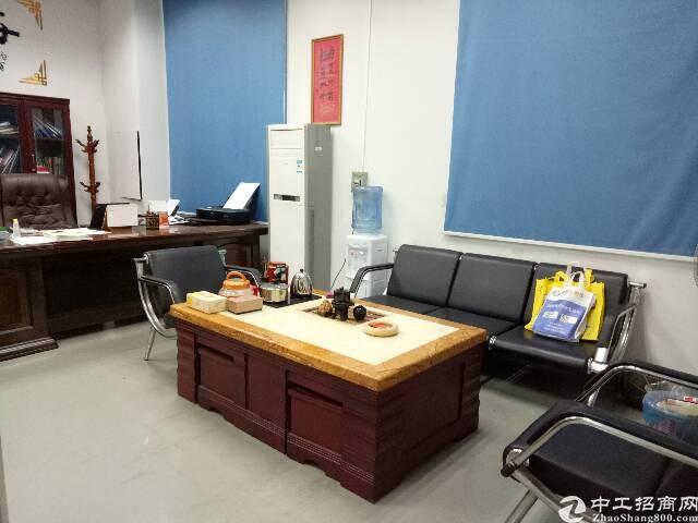 可办环评独院厂房分租一楼1120㎡带办公室装修