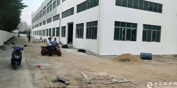 沙井博岗新出一楼1280平米厂房出租