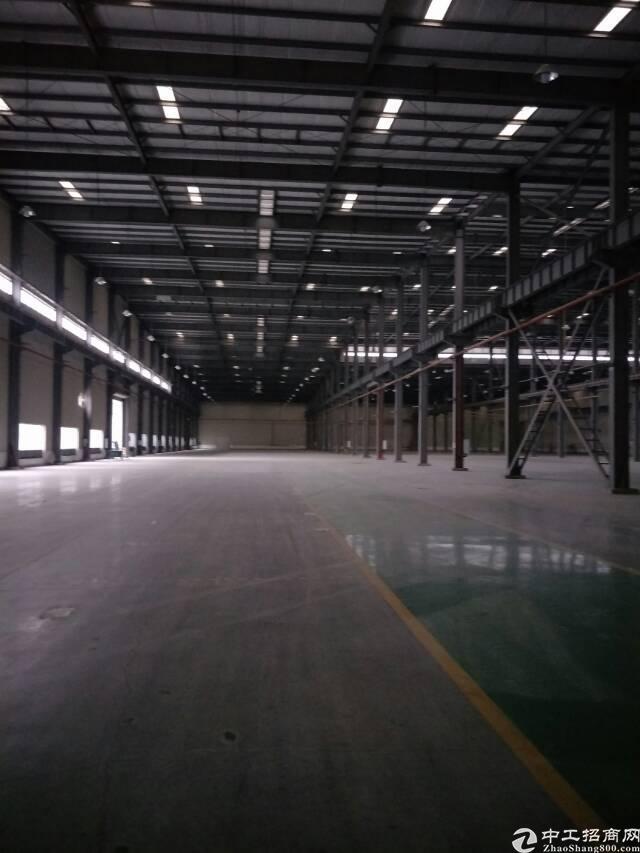 龙泉5000平环氧地坪标准厂房,水电气全通