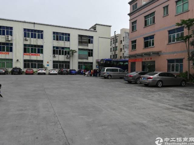 东莞市寮步镇新出工业园一楼高度7米的厂房出租