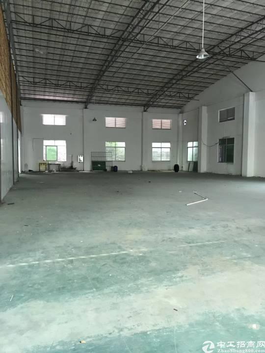 常平镇卢屋村租客分租750平方钢构