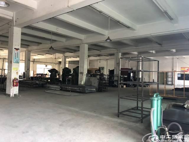深圳坪山石井大型工业区独院新出一楼550招商出租
