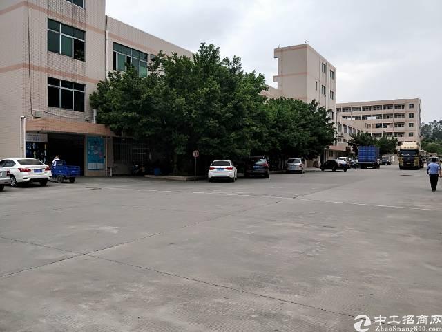 常平镇大型工业园区分租二楼1500平