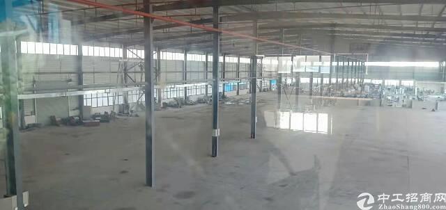 大朗镇洋乌村新出单一层钢构独院厂房9600平方,滴水12米-图2