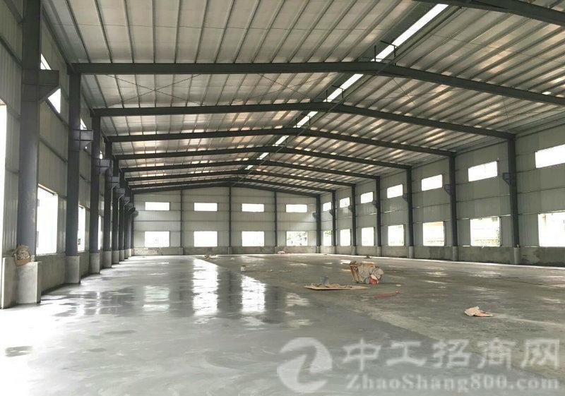 厚街镇南五村新建2000平单一层独院厂房,不限行业,可办环评