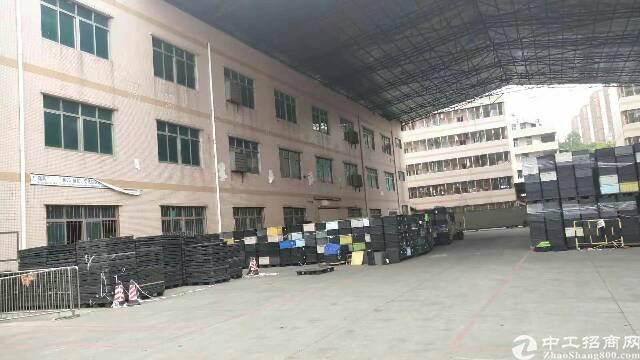 平湖新出独院厂房11000平米两栋厂房出租