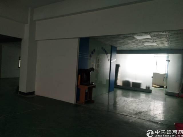 观澜桂花天成大夏附近楼上装修厂房出租