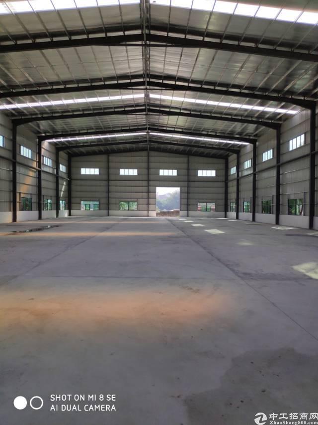博罗龙华镇新出钢结构单一层3700平