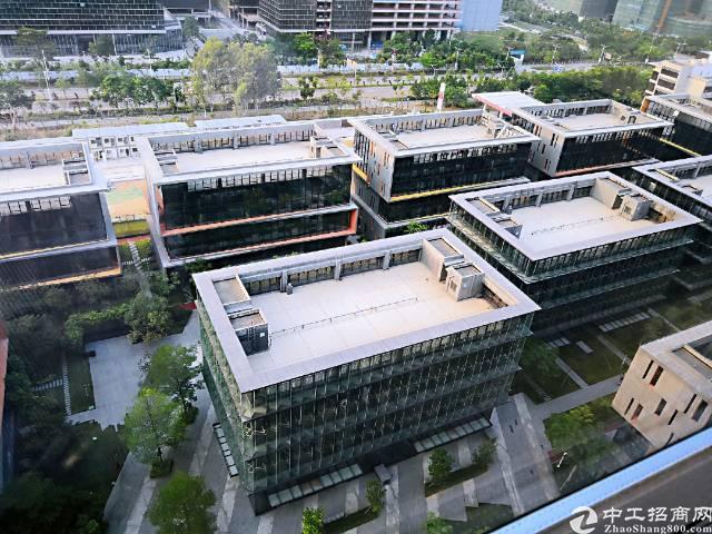 出租龙岗科技园1600平独栋办公室
