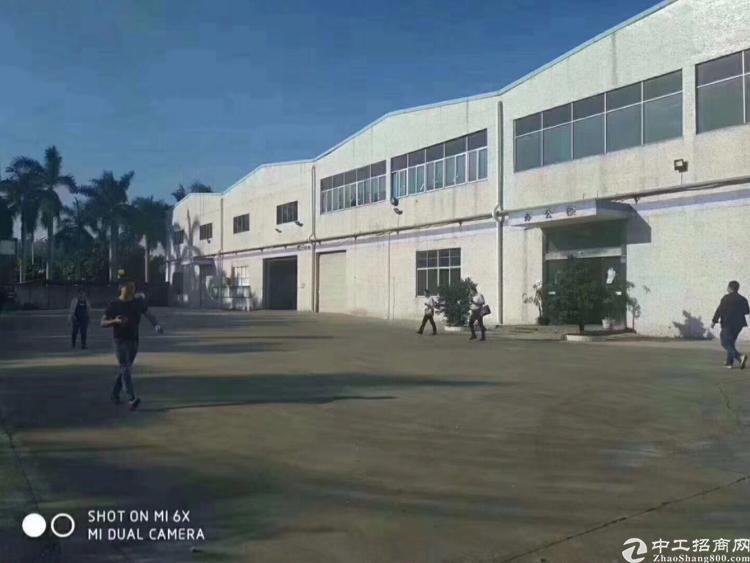 光明新区独院钢构十米高16200平米出租