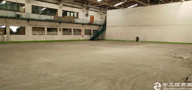 宝安西乡新出一楼钢构厂房1100平方