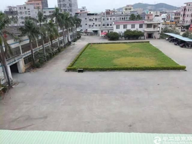 惠州市博罗县龙溪镇有红本,现成消防喷淋,证件齐全厂房招租