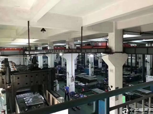 沙井独门独院7300平米7米高厂房出出租