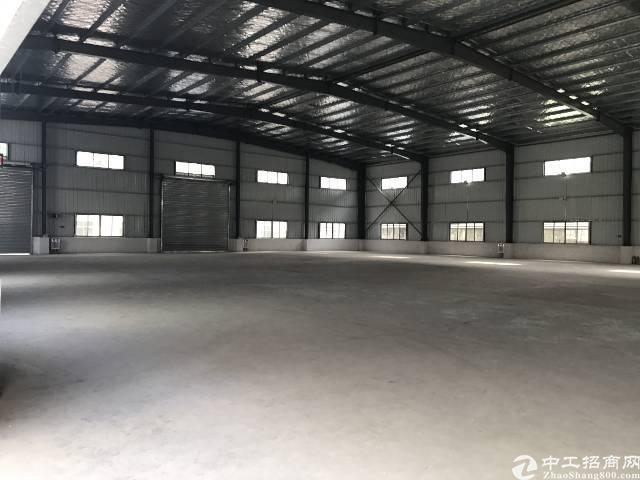 企石镇中心工业园分租楼上3500平方