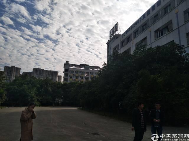 平湖富民工业区带装修二楼2300平方米