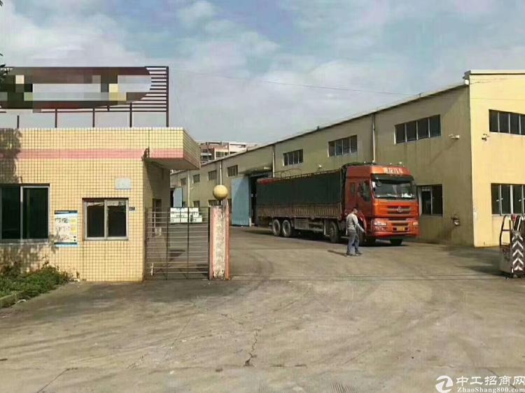 东莞市望牛墩镇单一层厂房8000平方出租价格便宜
