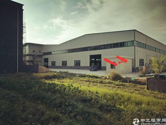 博罗园洲全新钢构独院厂房5000平