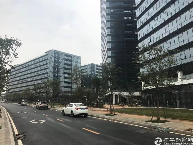 松山湖带有证红本厂房,高端研发办公大厦出售